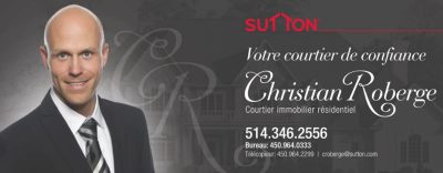 Christian Roberge Courtier Immobilier