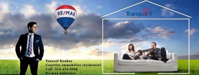 Youssef Boukas – RE/MAX Ambiance