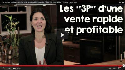Chantal Ducharme – Courtier Immobilier Résidentiel