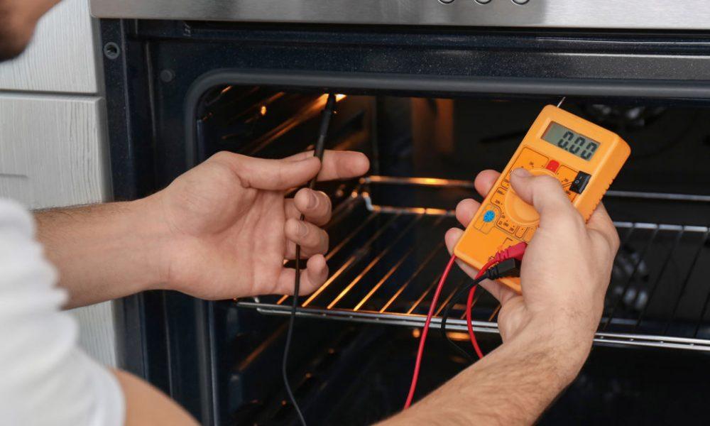 Je viens d'emménager – Comment faire pour réparer ma cuisinière ?